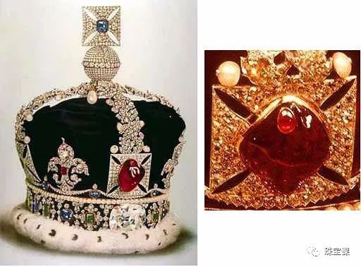 黑王子红宝石