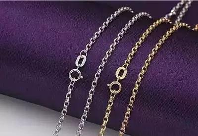 空心珍珠链