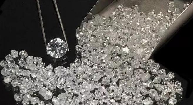 钻石会有人工合成