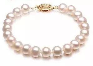 项链卡扣:珍珠项链爱用鱼尾扣