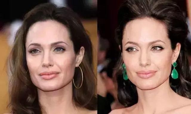 舒淇的脸型比较有棱角,就常佩戴长线型和大圆型的耳饰
