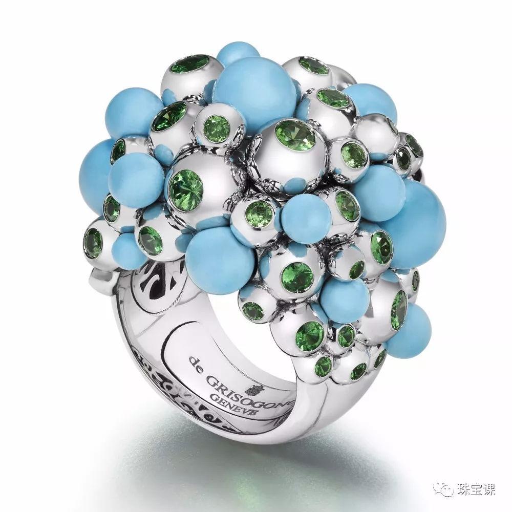 瑞士珠宝品牌de Grisogono