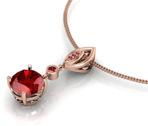 怎鉴别红宝石真假,红宝石