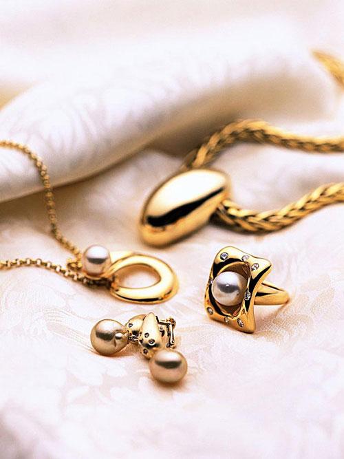 黄金饰品保养方法,黄金饰品注意事项,黄金饰品