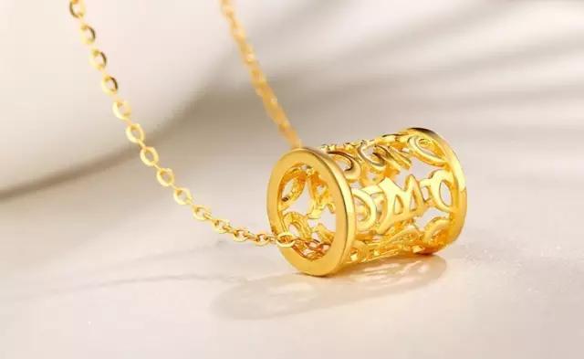 黄金吊坠寓意-黄金吊坠款式的寓意-黄金吊坠花的寓意大全