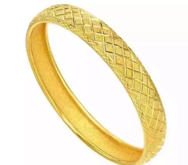 黄金手镯图案寓意-黄金手镯的款式及寓意大全
