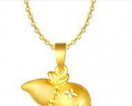 黄金项链女款式价格 目前黄金多少钱一克_婚戒首饰
