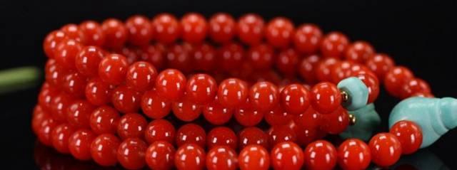 南红的颜色很多种,真正需要了解的不过这几种南红