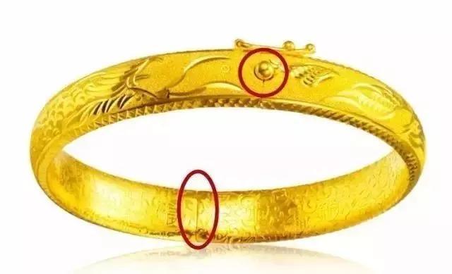 黄金首饰空心、实心、镂空工艺特点
