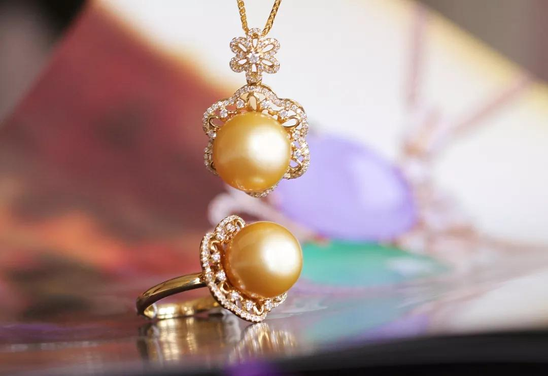 珍珠——你是我的珍宝