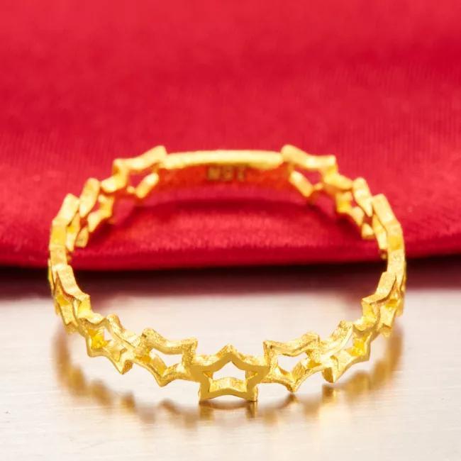 三十岁以下的女人,这几款黄金首饰不要碰,显老还俗气