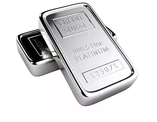 铂金=白金,18K金是黄金+贵金属合金
