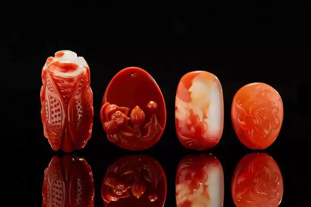 南红种类及图片大全-南红究竟是什么?