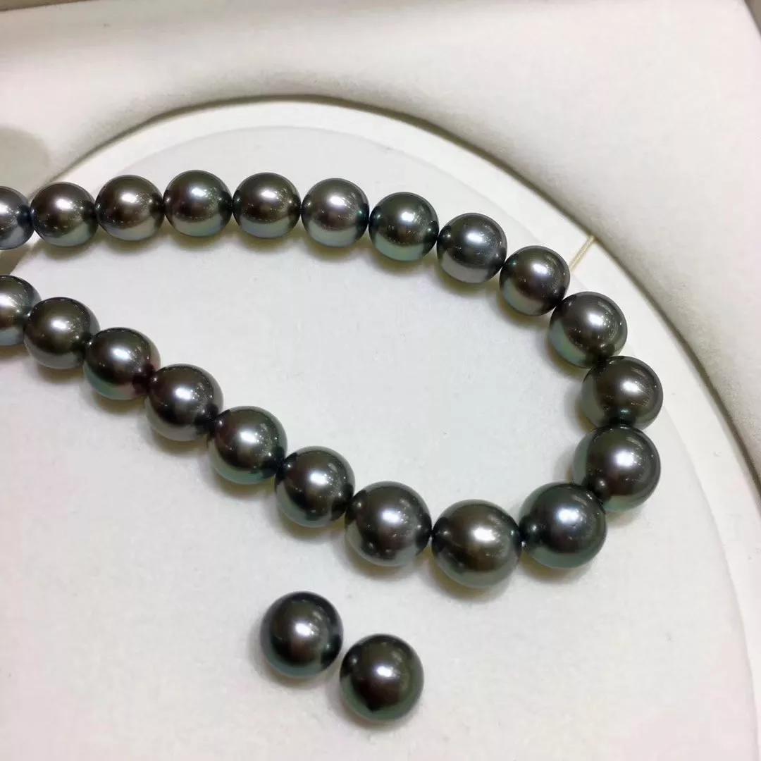 珍珠最佳造型:项链or耳钉