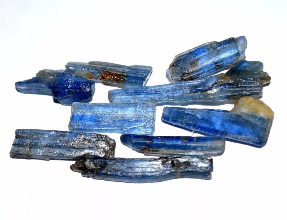 蓝晶石鉴定-蓝晶石鉴定技巧