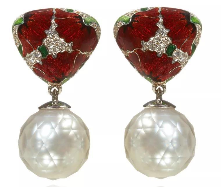 华真珠是什么?什么珍珠是最好的-刻面珍珠和圆珠相比谁更好?