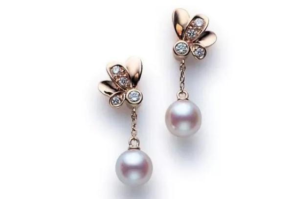 日本Akoya珍珠