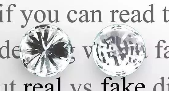 如何鉴别钻石真伪?钻石真伪鉴别方法