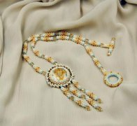 没想到吧,世界上最早的珠宝是:时尚珠饰
