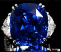 """一粒价值300万的蓝宝石,两个产地鉴定结论,到底是""""缅甸""""还是""""斯里兰卡"""""""