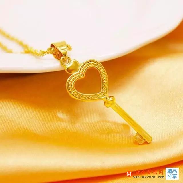 K金和纯金、镀金、包金首饰的区别,怎么分辨你知道吗?