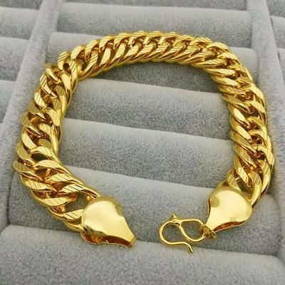 沙金和黄金的区别,仿金子是什么做的
