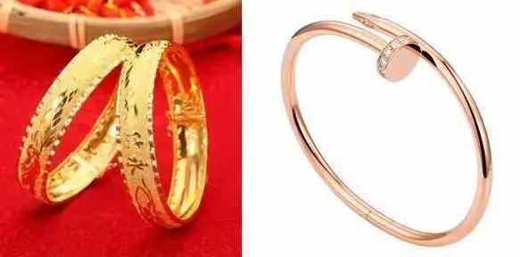 中式手镯PK西式手镯,哪个更值得你买?