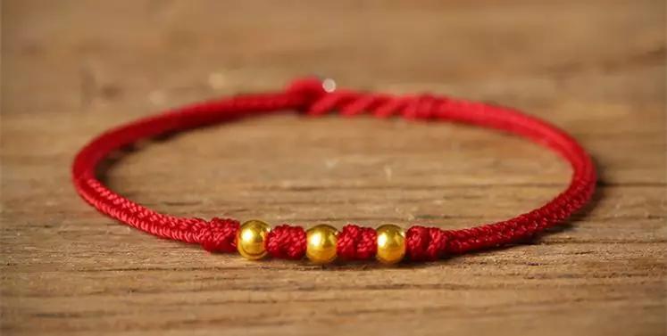 红绳的编法及寓意-不同结绳的寓意-红绳佩戴注意事项