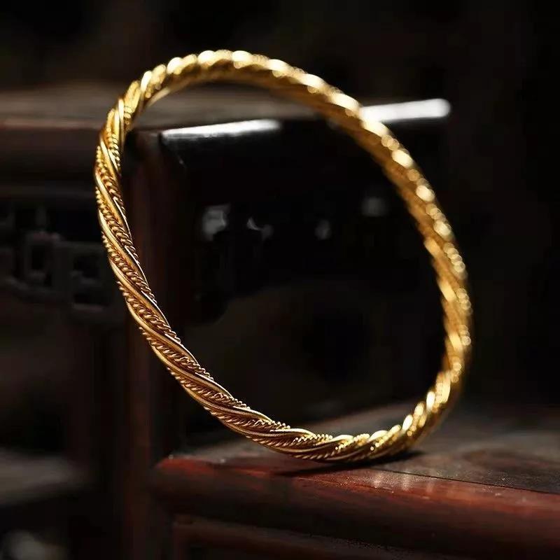 黄金手镯款式!手镯选购技巧-选购黄金手镯的技巧