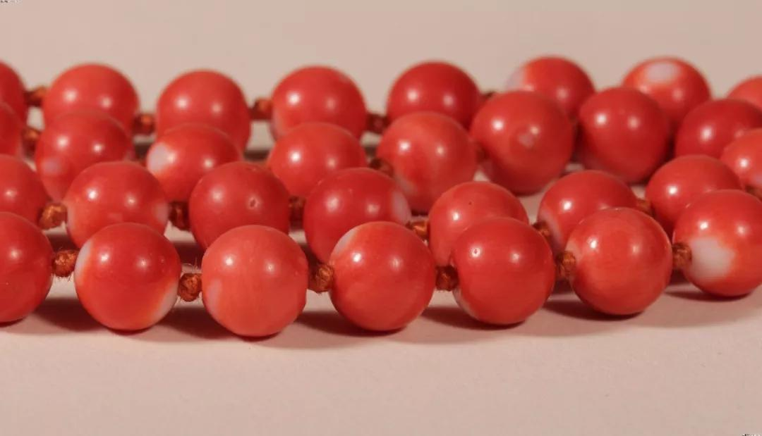 红珊瑚的颜色分类-红珊瑚如何保养更红更亮?