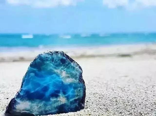 海纹石真假鉴别图片-海纹石寓意