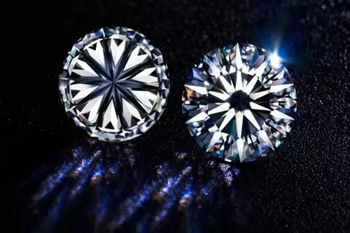 """八心八箭的钻石,原来是""""吹""""出名的!"""