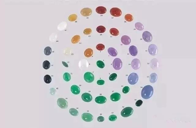 翡翠的颜色大全-翡翠竟然有108种颜色!到底什么颜色最好?