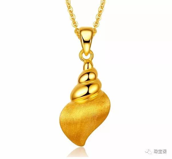 男士戴招桃花,女士戴得恩宠?黄金吊坠你选对了吗?