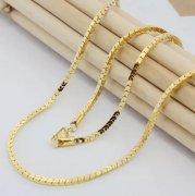 黄金项链越戴越长,到底是哪里出了问题?
