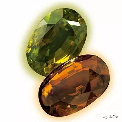 当猫咪眼睛长在宝石上,最灵动的精灵就是它→金绿宝石猫眼