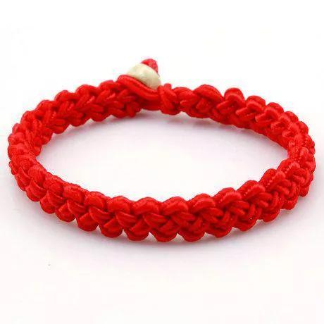 红绳只有青楼女子才戴?千万别信!脚链、腰链的禁忌其实是…