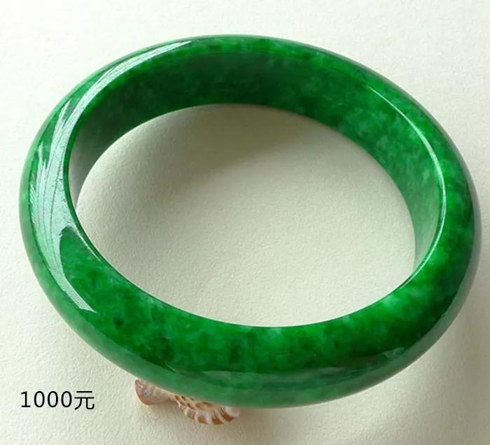 都说绿色的翡翠最贵,但这种满绿竟然不值钱?