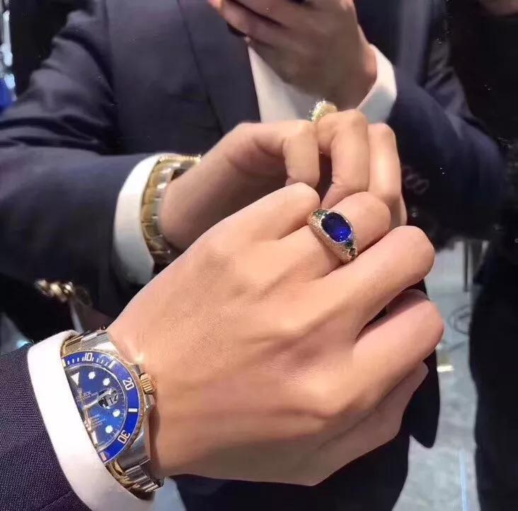 男生戴戒指很娘?男戒问题一站解决!