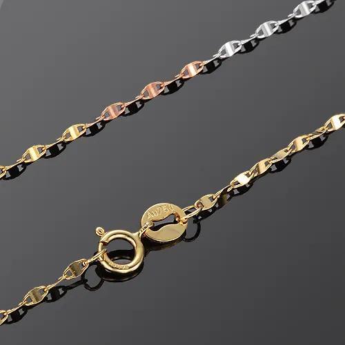 K金项链款式科普,覆盖90%的款式