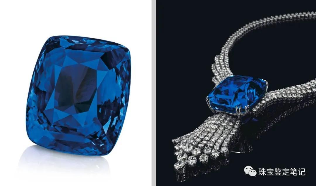 2020年度Pantonte的流行色-Classic Blue经典蓝与珠宝