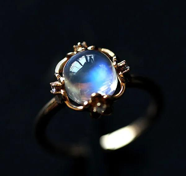 几十元能买它也能上万卖掉它,会发光的石头!