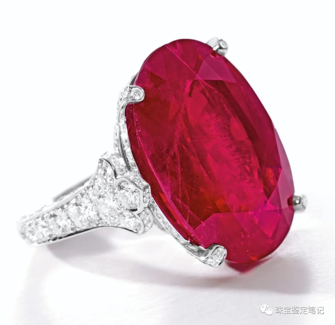 谁是天下第一红宝石之二:卡地亚红宝VS缅甸皇后