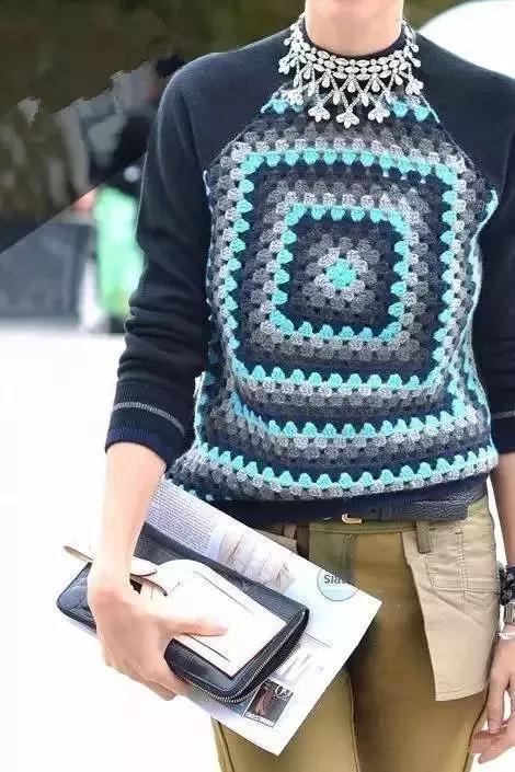 秋冬一条毛衣链,胜过10件大牌珠宝!百搭又有型,会戴你就赢!
