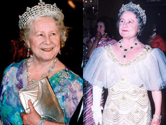 真·土豪闺蜜!白送英国王室100亿珠宝,卡米拉、梅根做梦都想戴……