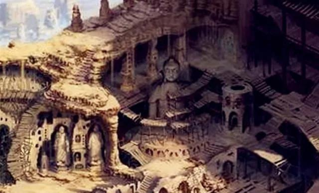 考古重大发现:九层妖塔真实存在,而且堆积大量宝石