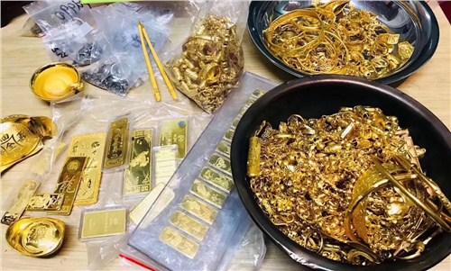 广元旺苍黄金回收多少钱一克收?