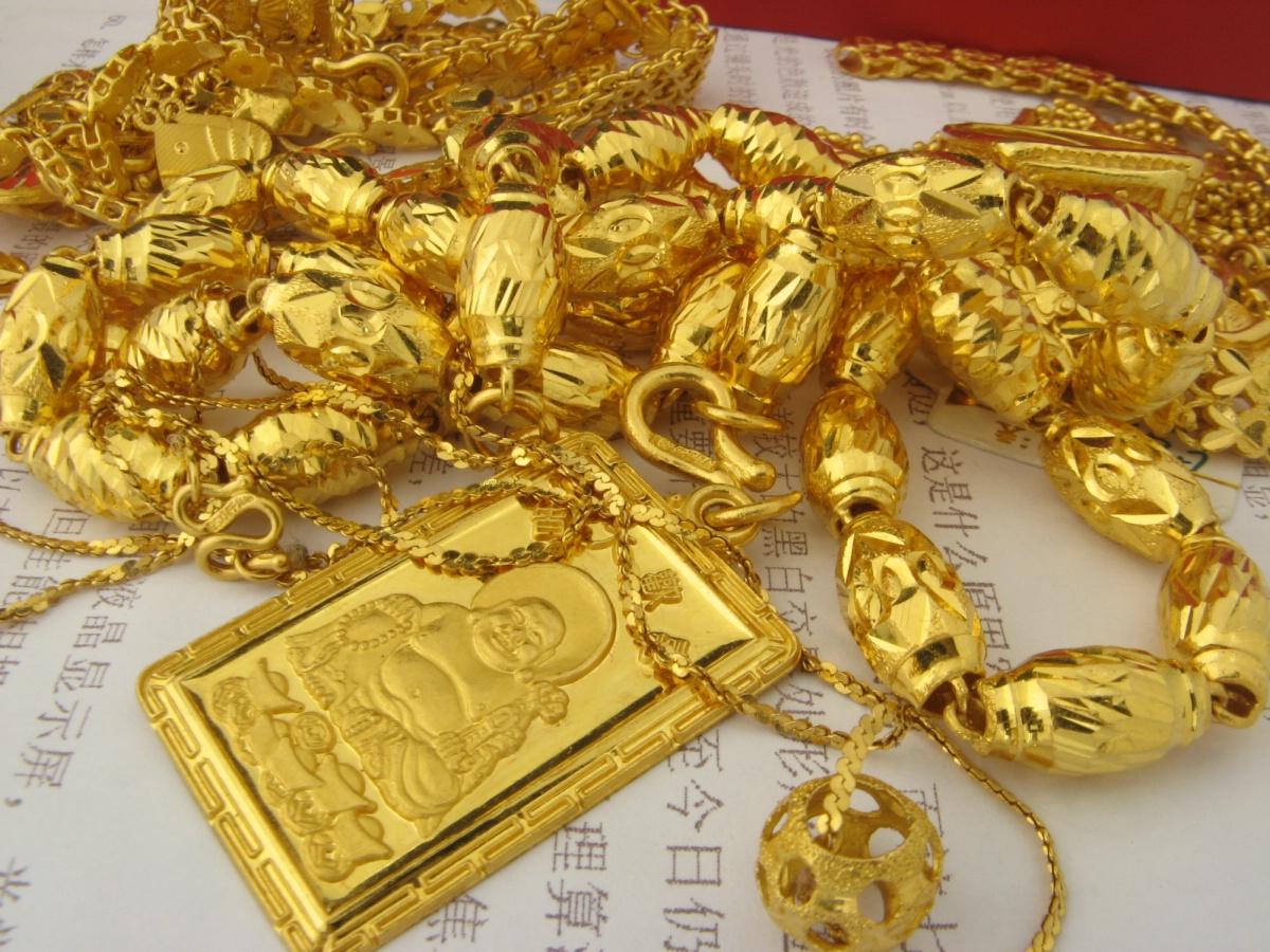 黄金回收要注意的一些套路,千万不要被坑了!