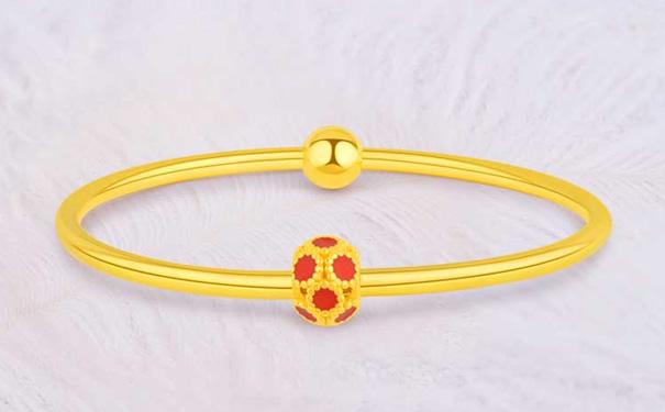珠宝的黄金手镯一般有多少克?