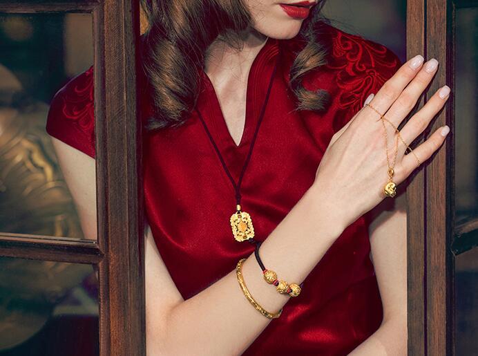 黄金手链什么款式好看,购买时有什么技巧?